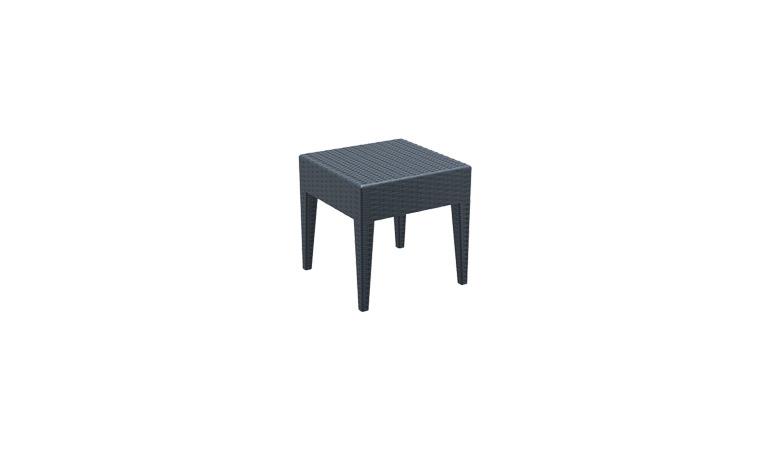 Столик черный