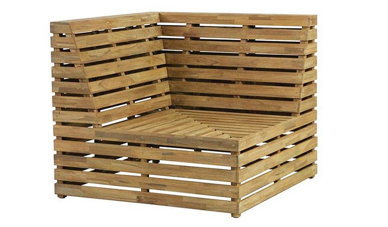 Кресло угловая секция