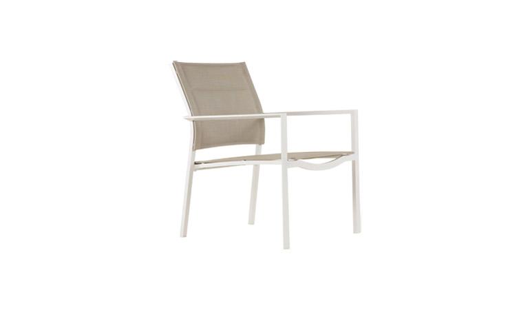 Кресло серое Westminster