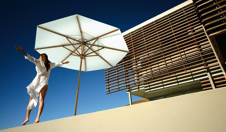 Зонт садовый Paladio Standart