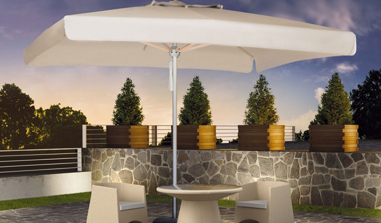 Зонт садовый Milano Standard