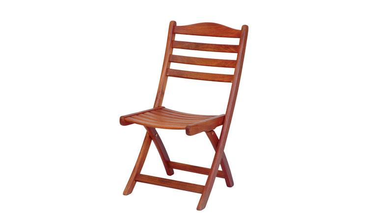 Складное кресло без подлокотников