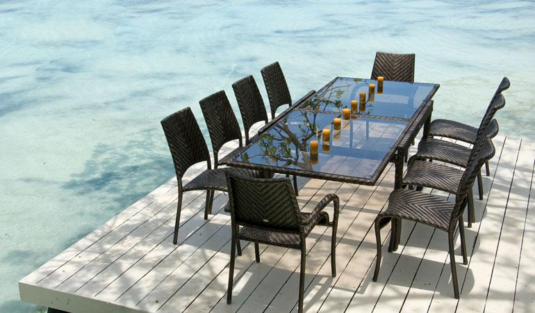 Раздвижной стол Фиджи