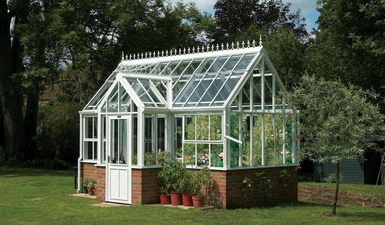 Зимний сад Victorian Villa Англия