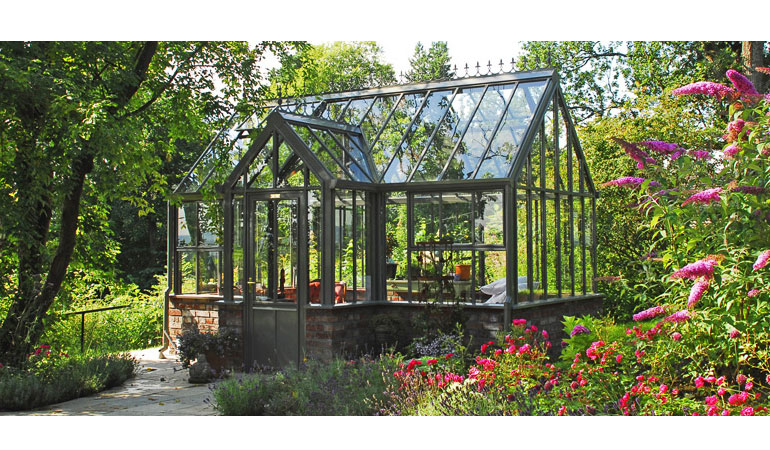 Зимний сад Victorian Villa