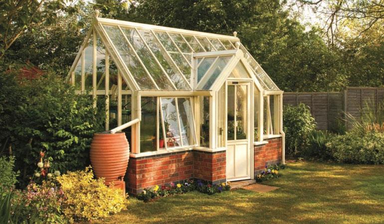 Зимний сад Victorian Terrace Англия