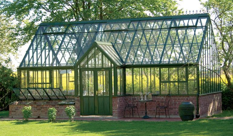 Зимний сад Victorian Manor Англия
