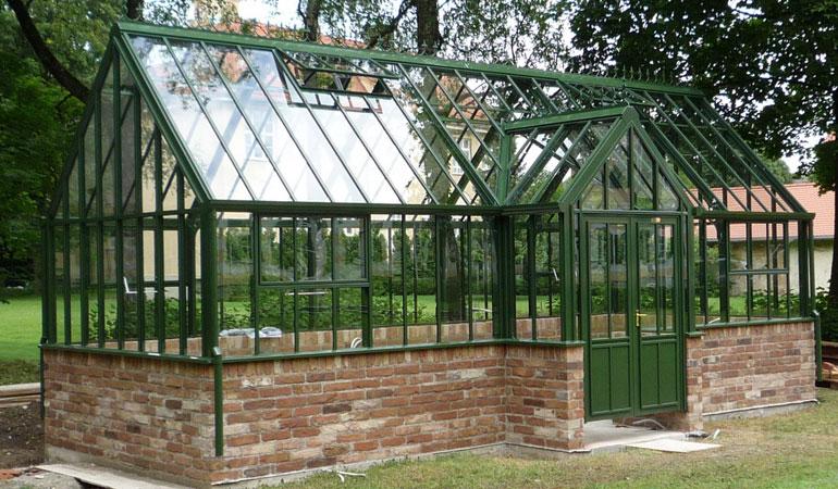 Зимний сад Victorian Grand Lodge Англия