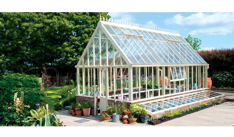 Зимний сад Victorian Gallery Англия