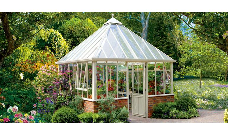 Зимний сад The Grange Англия