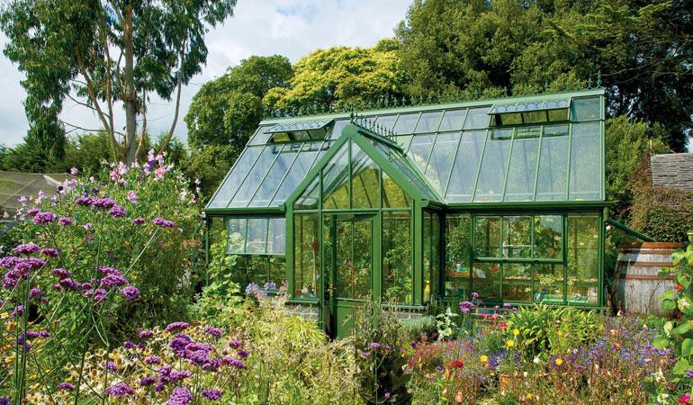 Зимний сад Victorian Lodge Англия