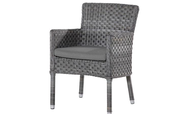 Обеденное кресло с подушкой Империал