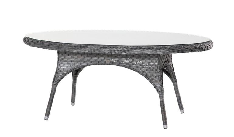 Обеденный овальный стол Эльдорадо