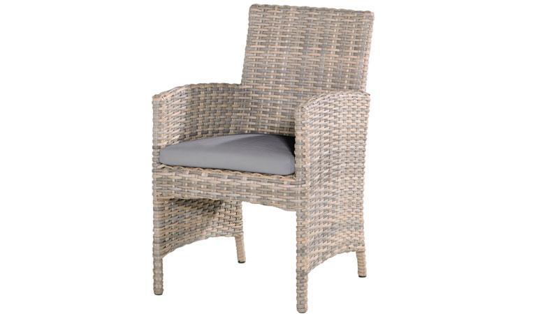 Обеденное кресло с подушкой Мамбо
