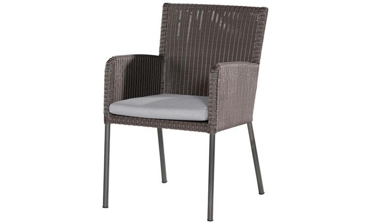 Кресло с подушкой обеденное Аспен