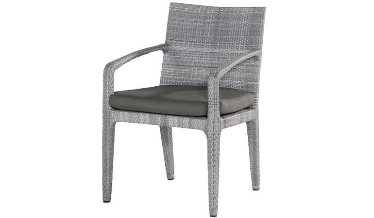 Обеденное кресло с подлокотниками Дельгадо
