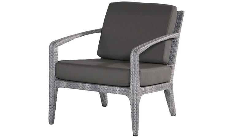 Кресло с подушками Дельгадо