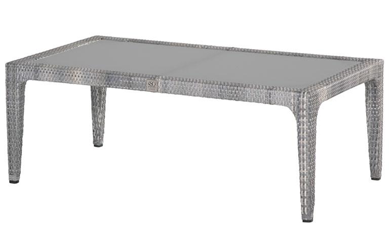 Кофейный стол со стеклом Дельгадо