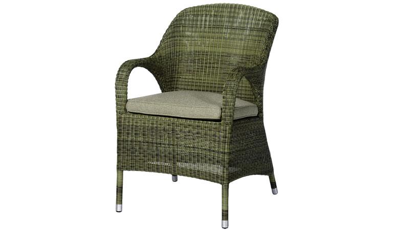 Кресло с подушкой Mocca