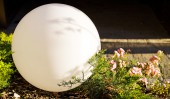 Lighting Sphere светильник шар белый (диаметр 55 см)