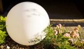 Lighting Sphere светильник шар белый (диаметр 78 см)
