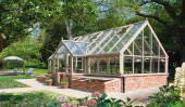 Botanic glasshouse