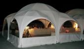 Павильон-шатер 6х6 м