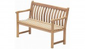 Скамейка Mahogany Broadfield Bench 4ft
