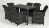 Обеденный стол прямоугольный «Силья»