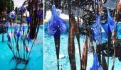 Фонтан «Мидсаммер» 11 синий