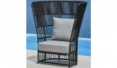 Кресло для отдыха «Ната» высокое
