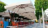 Зонт BANANA Pro 4х4м
