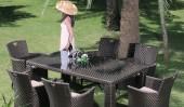 Обеденный стол Фиджи