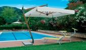 Зонт Torino Braccio 3х3м