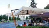 Зонт Palladio Braccio 3х4м