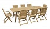 Комплект мебели Bitozzo 9 предметов