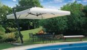 Зонт Leonardo Braccio 4х4м
