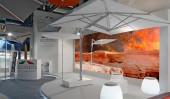 Зонт Astro Titanium 3х4м
