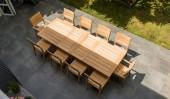 Комплект №28 стол раскладной + 2 кресла + 6/8/10 стульев