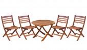 Стол и стулья детские (комплект)