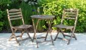Комплект #8 столик + 2 кресла
