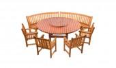 Комплект мебели Ilodea 7 предметов