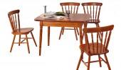 Обеденная группа: стол «Визави» и 4 стула «Классика»