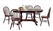 Обеденная группа: стол «Гранд-3» и 5 стульев «Гранд»