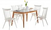 Обеденная группа: стол «Самурай-2», 5 стульев «Самурай»