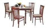 Стол «Ромео» и стулья «Комфорт»