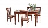 Стол «Вивальди» и стулья «Комфорт»