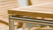 Стол Авант, тик, 1 х 1,6 м