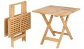 Раскладной столик 0,53 х 0,53 м