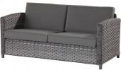 «Лодж» двухместный диван